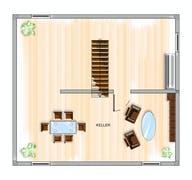 ICON 3 City mit Satteldach Grundriss