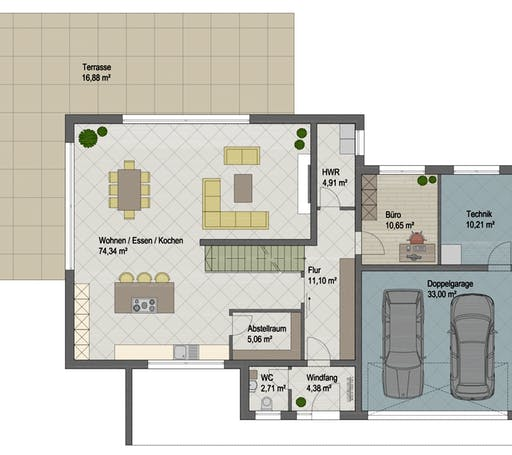 Denver Floorplan 1