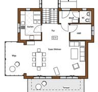 Design 132 Grundriss