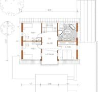 Design 168 Grundriss