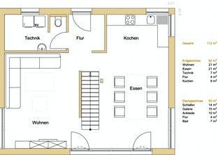 Design 112 Grundriss