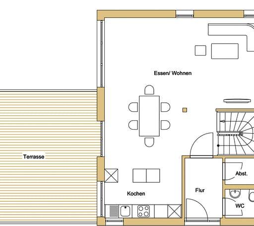 Design 120 Floorplan 1