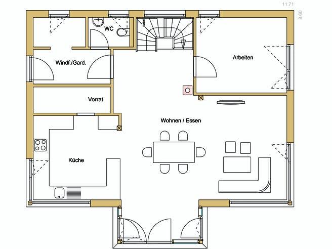 Haus für kinderreiche Familie | Fertighaus.de