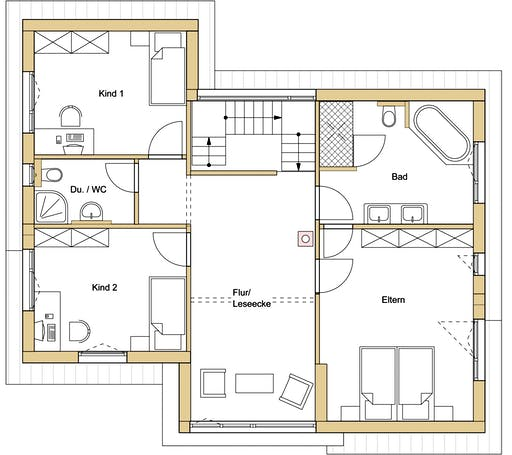 Design 182 Floorplan 2
