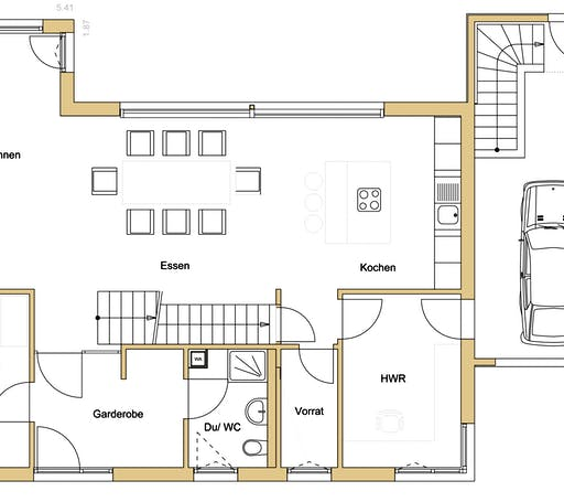 Design 188 Floorplan 1
