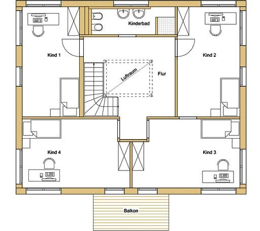Design 237 Floorplan 2