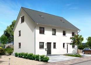 Mainz 128 Doppelhaus