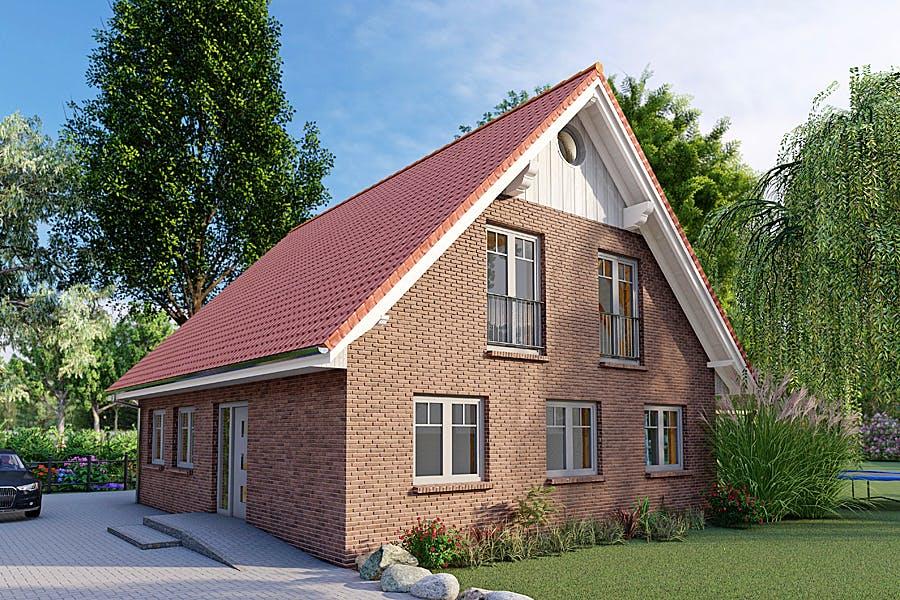 Diers - Beispielhaus 2