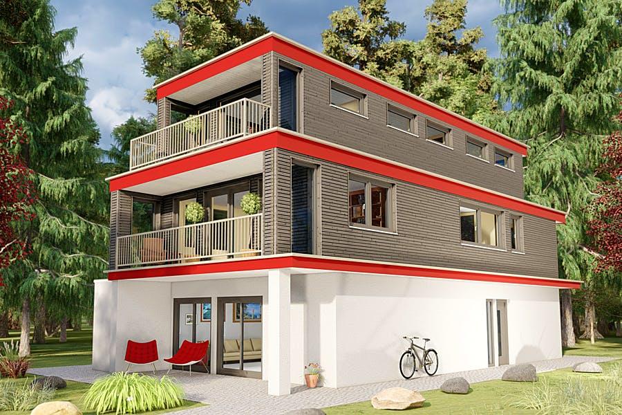 Diers - Beispielhaus 1