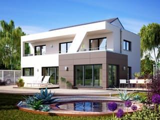 Domingo von Büdenbender Hausbau Außenansicht 1