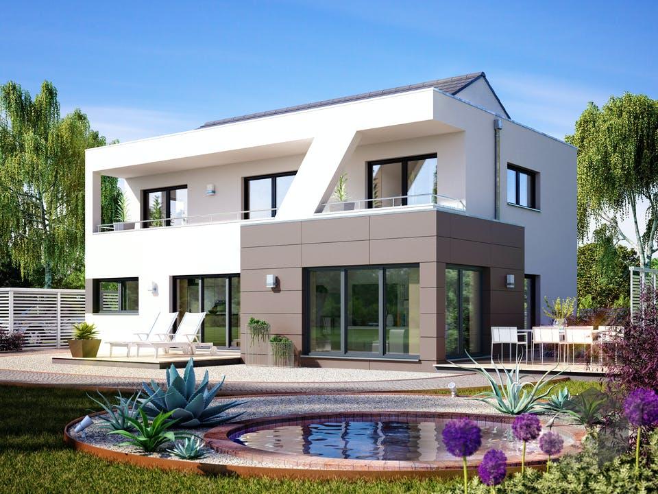 Domingo von Büdenbender Hausbau Außenansicht