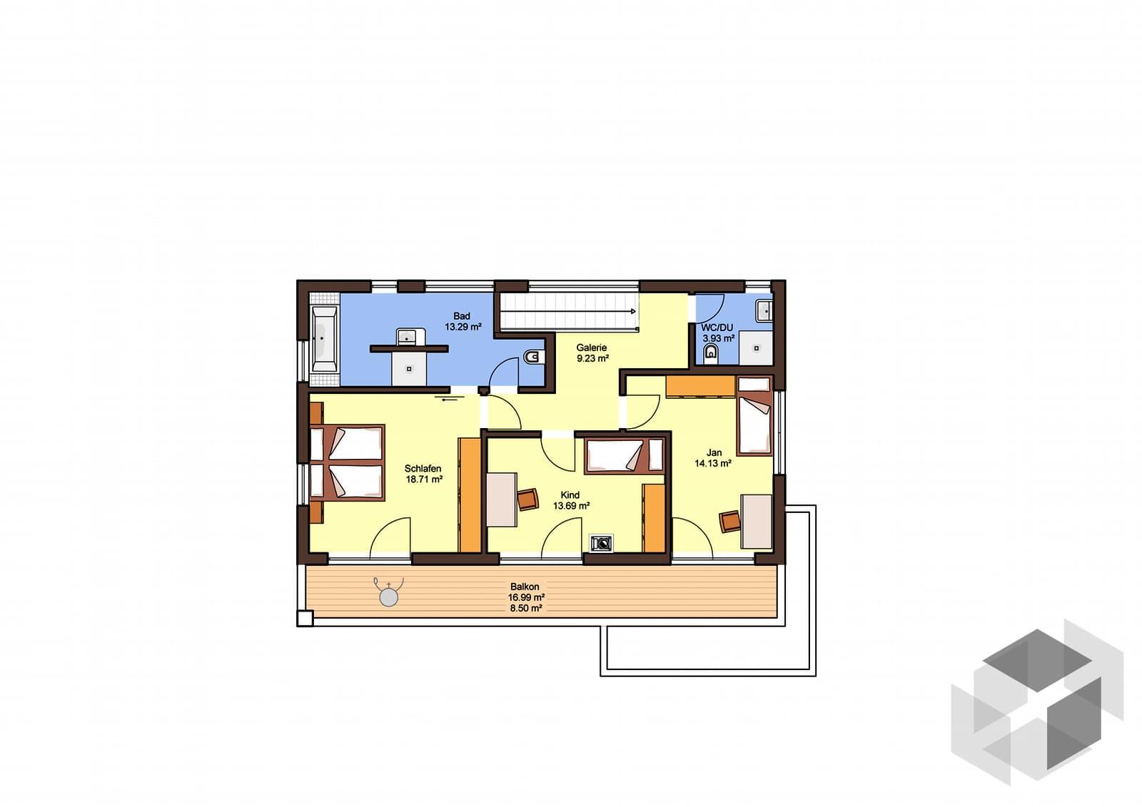 domingo von b denbender hausbau komplette daten bersicht. Black Bedroom Furniture Sets. Home Design Ideas