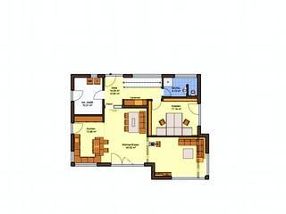 Domingo von Büdenbender Hausbau Grundriss 1