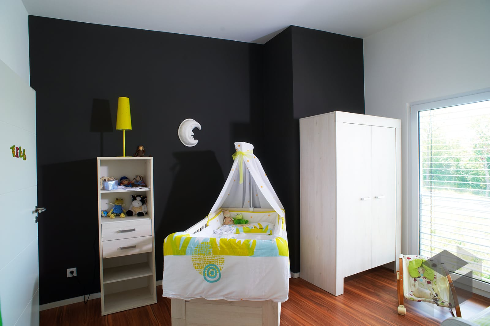 doppelhaus 45 123 von hanse haus. Black Bedroom Furniture Sets. Home Design Ideas