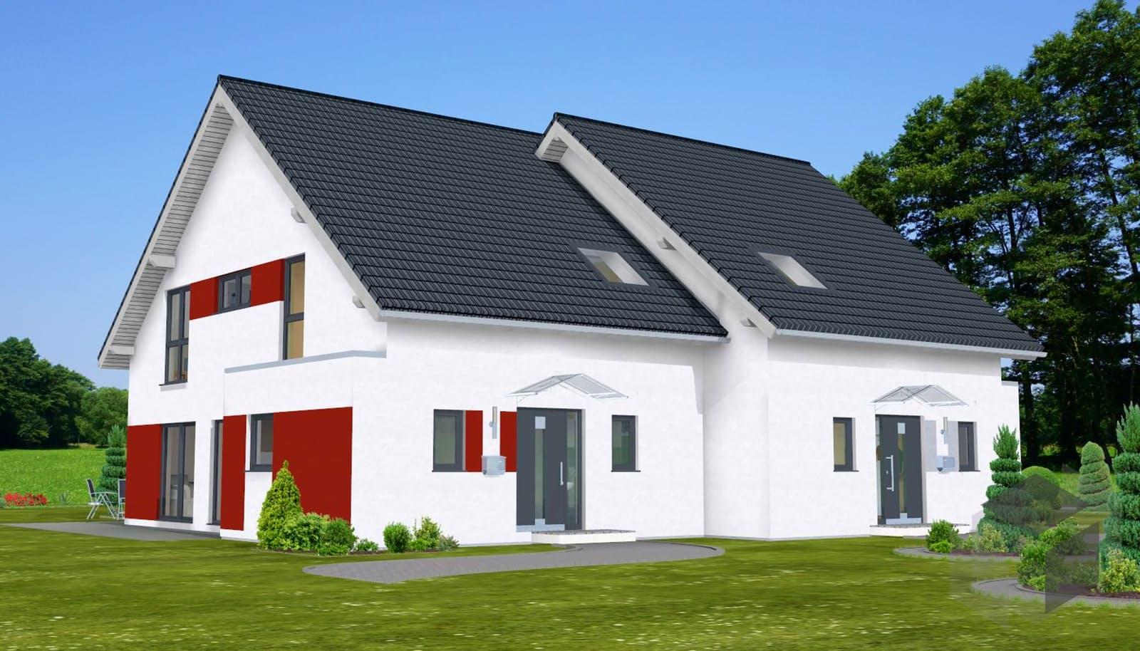 twin house 123 inactive von zimmermann haus komplette daten bersicht. Black Bedroom Furniture Sets. Home Design Ideas
