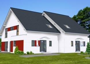 Twin House 123