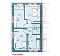 Doppelhaus 25-125 Grundriss