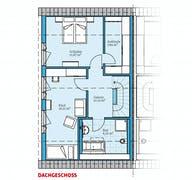 Doppelhaus 35-124 Grundriss