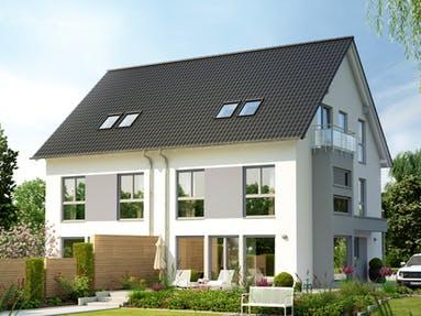 Doppelhaus bauen - Häuser | Preise | Anbieter | Infos