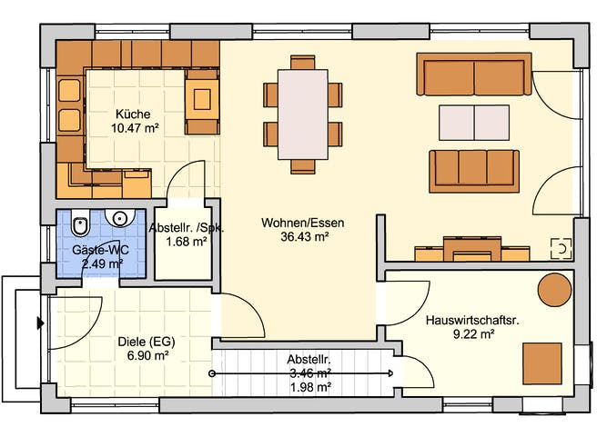 Dublin Floorplan 1