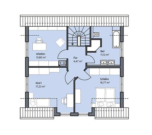 Dümer - Blum Floorplan 2