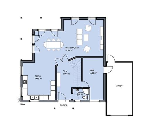 Dümer - Böcker Floorplan 1