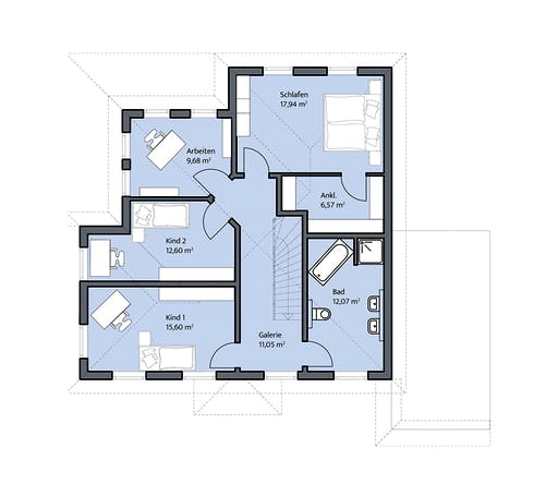 Dümer - Böcker Floorplan 2