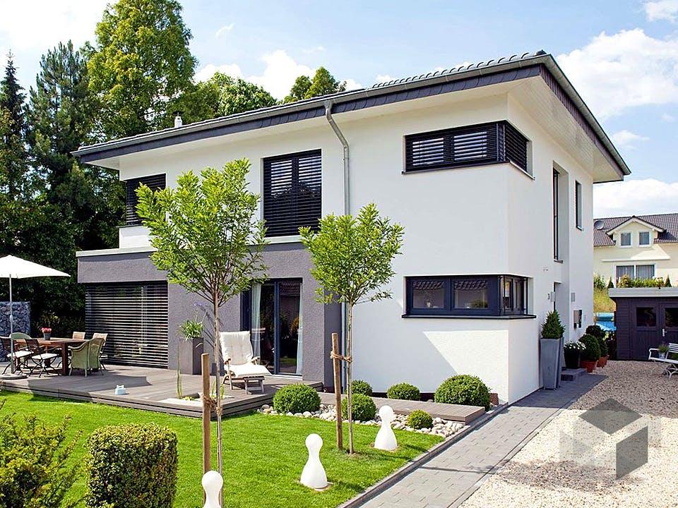 Haus Freiberger von Dümer Haus Außenansicht