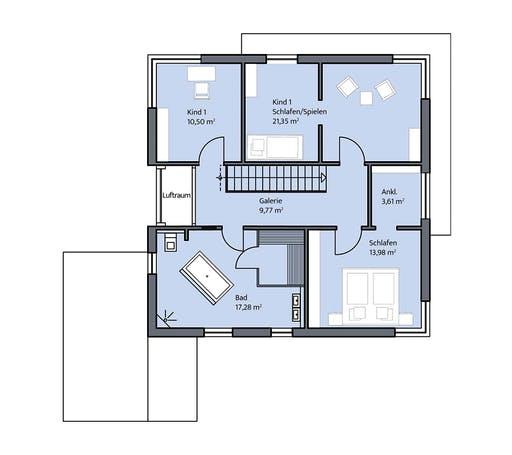 Dümer - Freiberger Floorplan 2