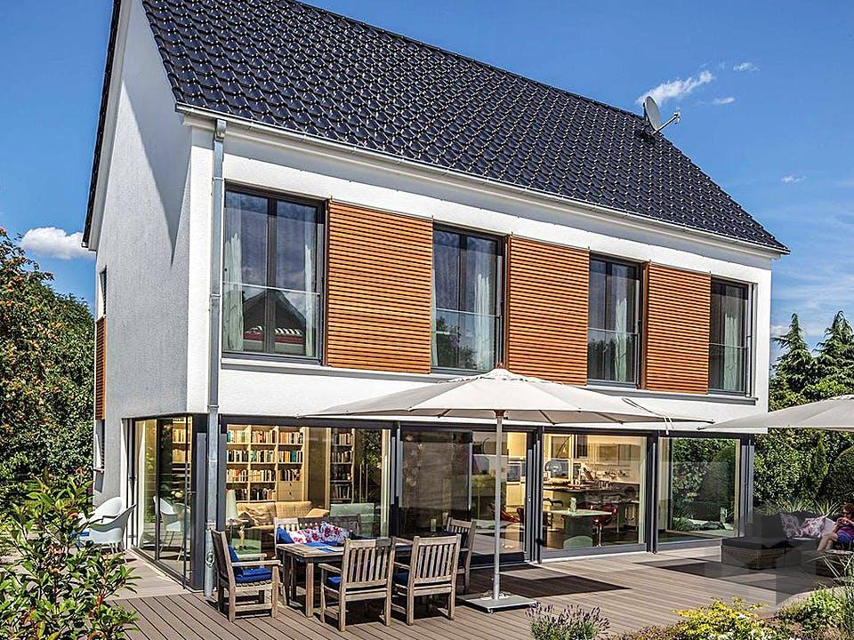 Haus Zacher von Dümer Haus Außenansicht