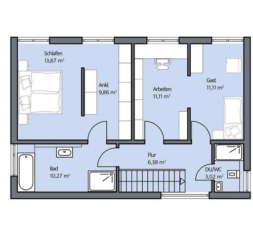 Dümer - Zacher Floorplan 2