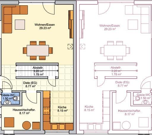 Duett 114 Floorplan 1