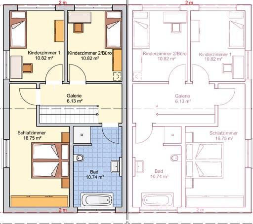 Duett 114 Floorplan 2