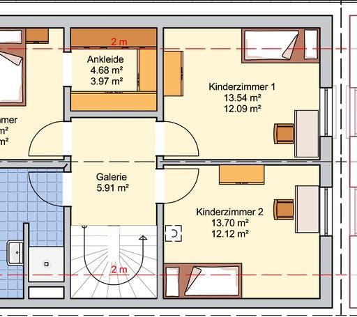 Duett 128 Floorplan 2
