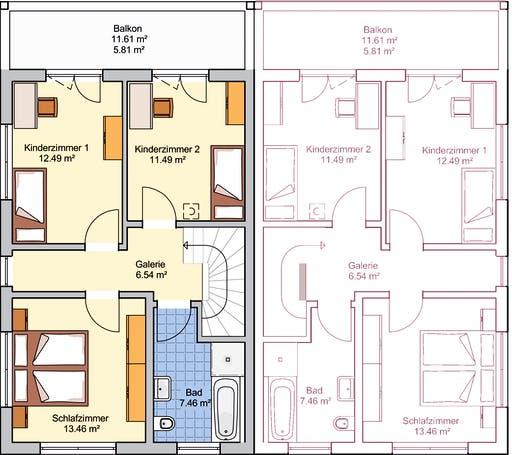 Duett 129 Floorplan 2