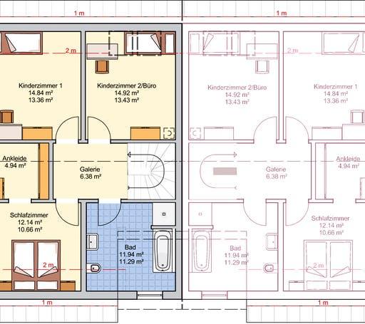 Duett 134 Floorplan 2