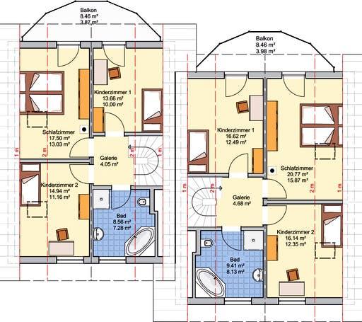 Duett 139 Floorplan 2