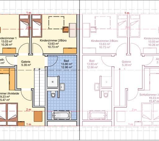 Duett 141 Floorplan 2