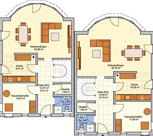 Duett 157 Floorplan 1