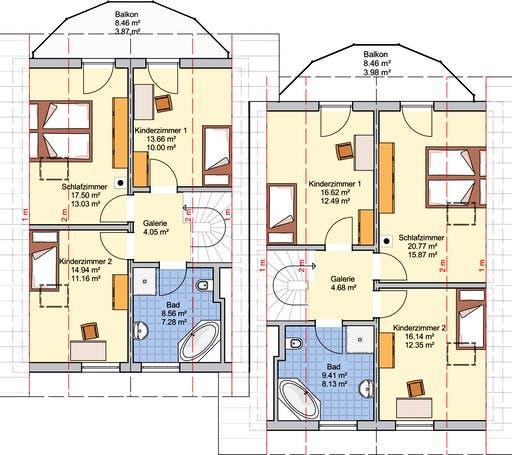 Duett 157 Floorplan 2