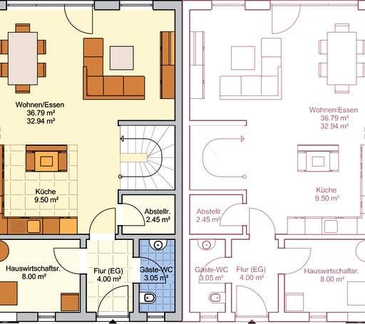 Duett 175 Floorplan 1