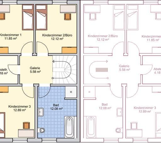 Duett 175 Floorplan 2