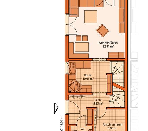 Duett 46 Floorplan 1