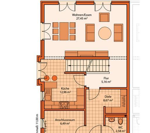 Duett 63 Floorplan 1