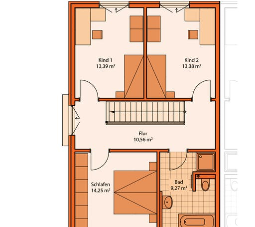 Duett 63 Floorplan 2
