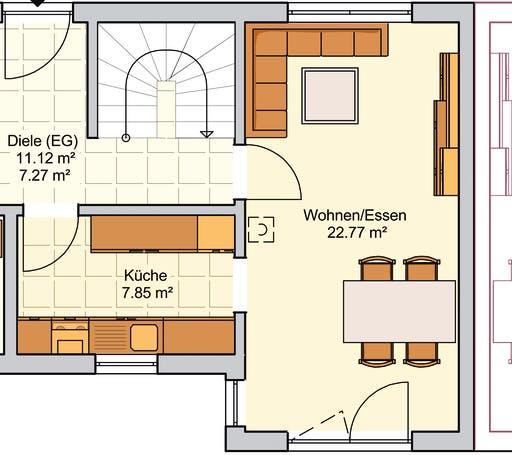 Duett 95 Floorplan 1
