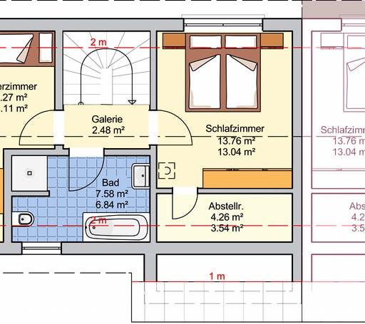 Duett 95 Floorplan 2