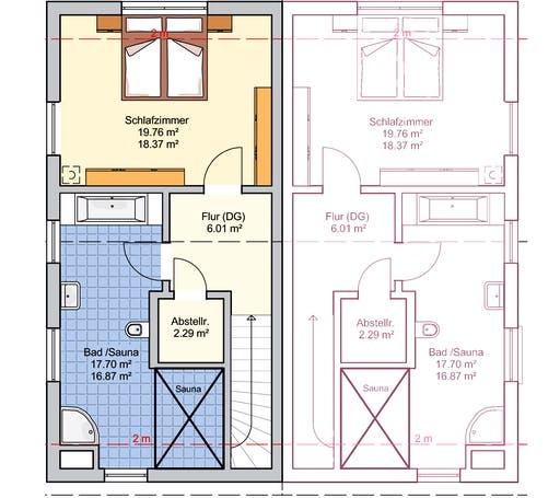 Duett 96 Floorplan 2