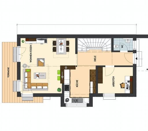 DUO 100 V1 Floorplan 1