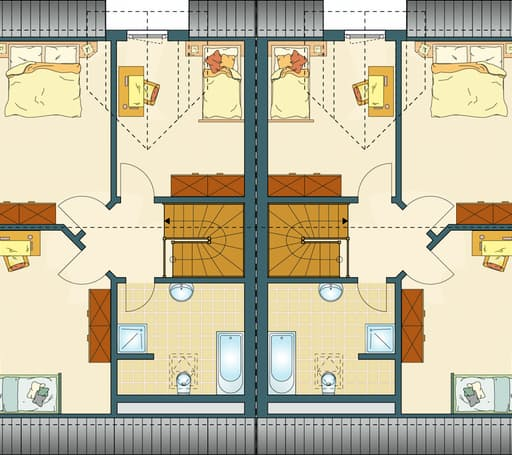 DUO 180 WG Floorplan 2